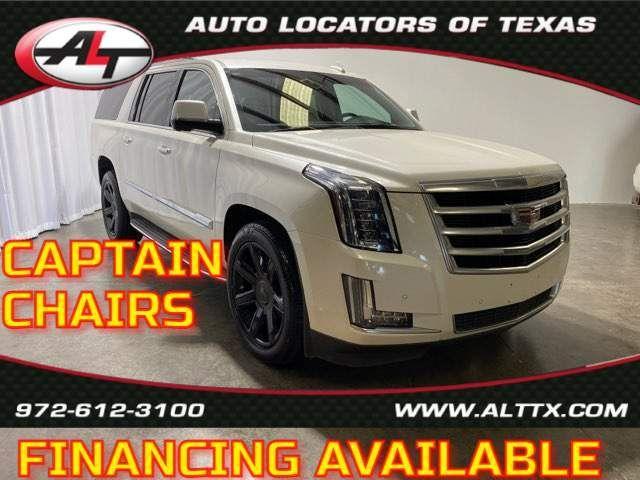 2015 Cadillac Escalade ESV Luxury in Plano, TX 75093
