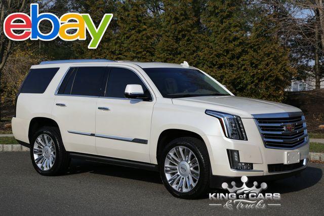 2015 Cadillac Escalade Platinum AWD 35K ORIGINAL MILES 1-OWNER