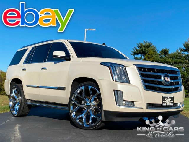2015 Cadillac Escalade PREMIUM 26 INCH WHEELS LIKE NEW in Woodbury, New Jersey 08093