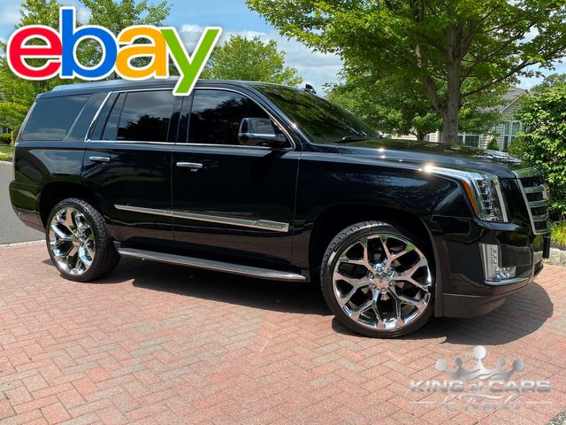 2015 Cadillac Escalade Premium MINT LOADED 1-OWNER ONLY 47K MILE WOW in Woodbury, New Jersey 08093