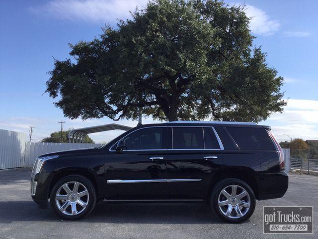 2015 Cadillac Escalade Premium 6.2L V8