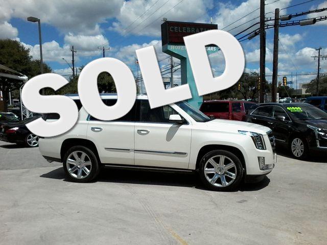 2015 Cadillac Escalade Premium San Antonio, Texas 0