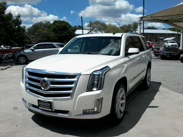 2015 Cadillac Escalade Premium San Antonio, Texas 3