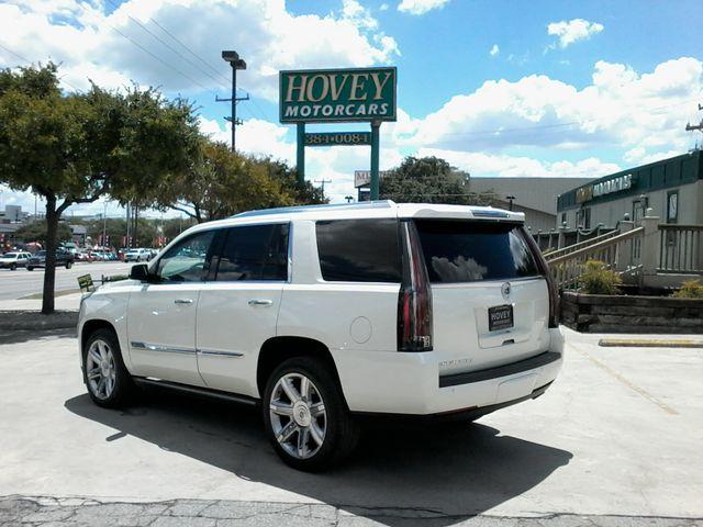 2015 Cadillac Escalade Premium San Antonio, Texas 5