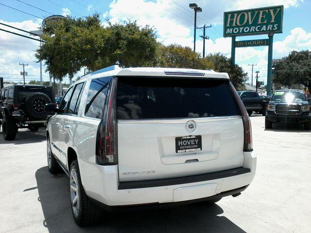 2015 Cadillac Escalade Premium San Antonio, Texas 6