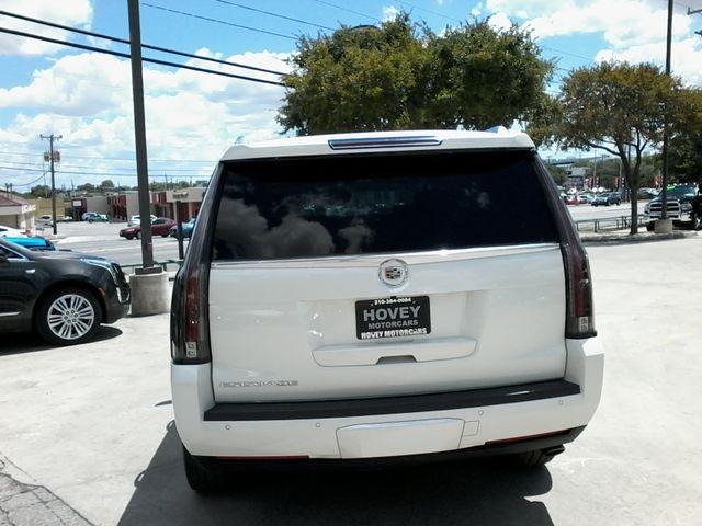 2015 Cadillac Escalade Premium San Antonio, Texas 7