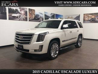 2015 Cadillac Escalade Luxury in San Diego, CA 92126