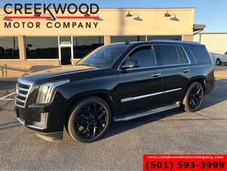 2015 Cadillac Escalade Premium 4x4 Black 22s Nav Sunroof Tv Dvd Low Miles in Searcy, AR 72143