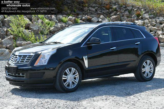 2015 Cadillac SRX AWD Luxury Collection AWD Naugatuck, Connecticut