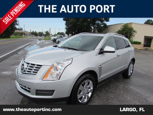 2015 Cadillac SRX Luxury Collection W/NAVI