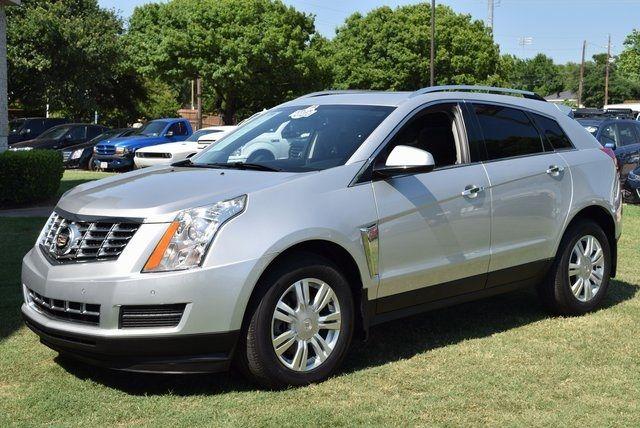 2015 Cadillac SRX Luxury in McKinney Texas, 75070