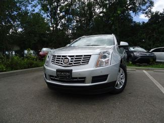 2015 Cadillac SRX Luxury Collection SEFFNER, Florida