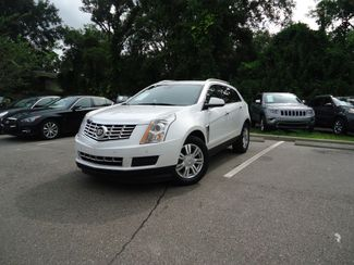 2015 Cadillac SRX Luxury Collection NAVIGATION SEFFNER, Florida 7