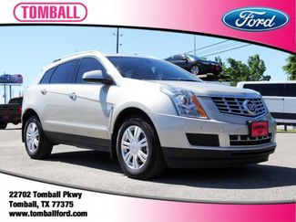 2015 Cadillac SRX Luxury Collection in Tomball, TX 77375