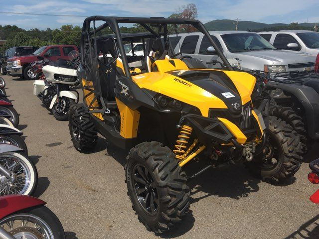 2015 Can-Am™ Maverick 1000 X mr DPS | Little Rock, AR | Great American Auto, LLC in Little Rock AR AR