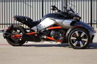 2015 Can-Am Spyder F3 SM6 1-Owner * SPORT * Like New! *TEXAS* Only 900 Miles Plano, Texas 4