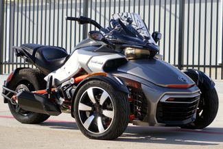 2015 Can-Am Spyder F3 SM6 1-Owner * SPORT * Like New *TEXAS* Only 900 Miles in Plano, Texas 75075