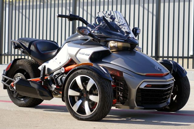 2015 Can-Am Spyder F3 SM6 1-Owner * SPORT * Like New *TEXAS* Only 900 Miles