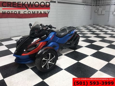 2015 Can-Am™ Spyder RS S 1 Owner Blue 3 Wheeler Sport Low Miles CLEAN in Searcy, AR