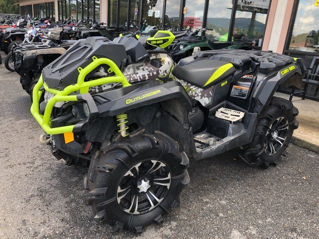 2015 Canam Outlander 1000 - John Gibson Auto Sales Hot Springs in Hot Springs Arkansas