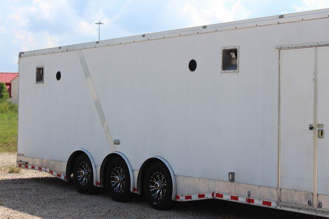 2015 Cargo Mate Eliminator - 32 32' ENCLOSED CAR HAULER CONROE, TX 1