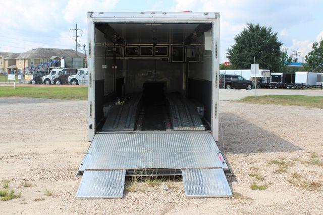 2015 Cargo Mate Eliminator - 32 32' ENCLOSED CAR HAULER CONROE, TX 13