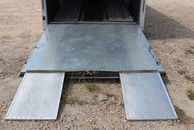 2015 Cargo Mate Eliminator - 32 32' ENCLOSED CAR HAULER CONROE, TX 14