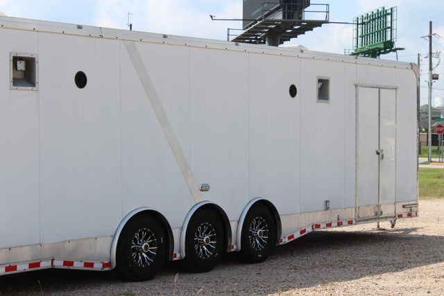 2015 Cargo Mate Eliminator - 32 32' ENCLOSED CAR HAULER CONROE, TX 19