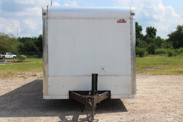 2015 Cargo Mate Eliminator - 32 32' ENCLOSED CAR HAULER CONROE, TX 3
