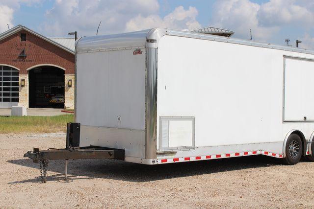 2015 Cargo Mate Eliminator - 32 32' ENCLOSED CAR HAULER CONROE, TX 4