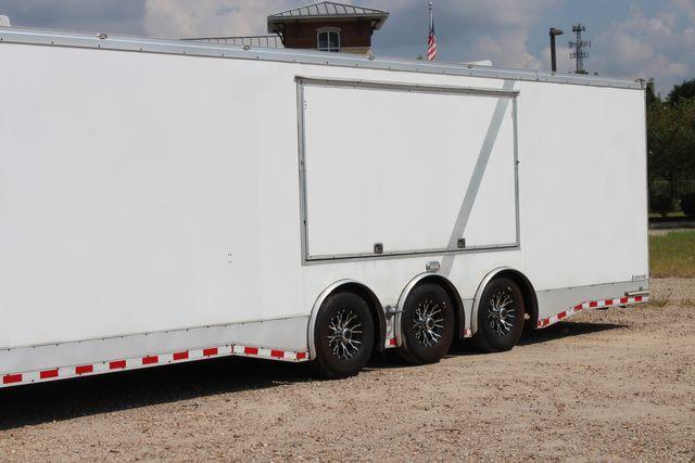 2015 Cargo Mate Eliminator - 32 32' ENCLOSED CAR HAULER CONROE, TX 5