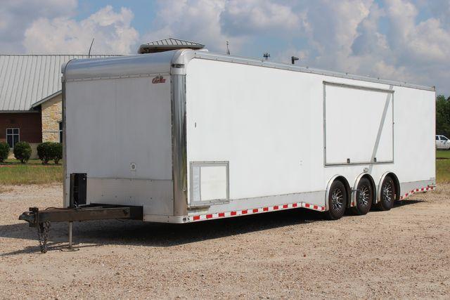 2015 Cargo Mate Eliminator - 32 32' ENCLOSED CAR HAULER CONROE, TX 6