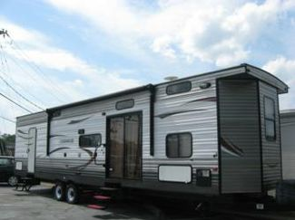 2015 Cherokee ACT39P TRAVEL TRAILER in Richmond, VA, VA 23227