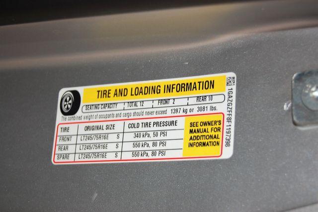 2015 Chevrolet 12 Pass. LS Charlotte, North Carolina 20