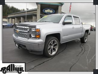 2015 Chevrolet 1500 Silverado LT C/Cab 4WD in Burlington WA, 98233