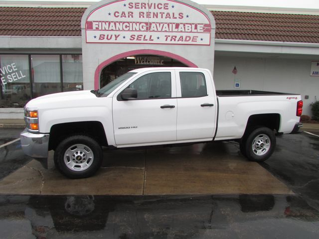 2015 Chevrolet 2500 HD Double Cab 4WD