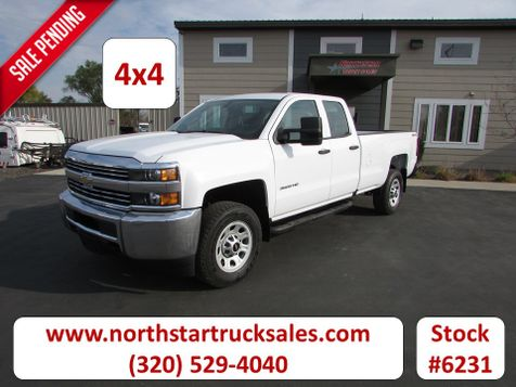 2015 Chevrolet 3500 4x4 Pickup Truck  in St Cloud, MN