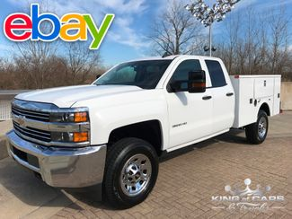 2015 Chevrolet 3500 Utility Crew CAB 6.0L V8 54K MILES 1-OWNER MINT in Woodbury, New Jersey 08096