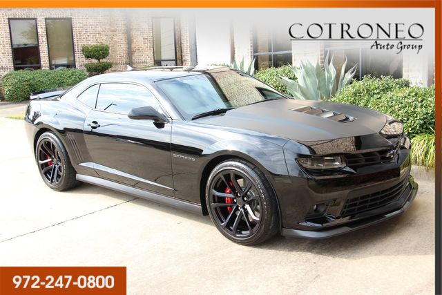 2015 Chevrolet Camaro 2SS Coupe 1LE Performance Package in Addison, TX 75001