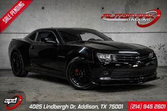 2015 Chevrolet Camaro LS w/ Leather Interior, Petrol Wheels & MORE in Addison, TX 75001