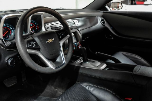 2015 Chevrolet Camaro LS w/ Leather Interior, Petrol Wheels & MORE in Addison, TX 75001