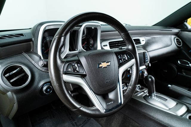2015 Chevrolet Camaro SS 2SS Supercharged w/ Upgrades in Addison, TX 75001