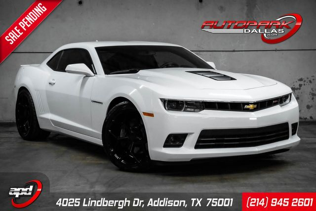 2015 Chevrolet Camaro 2SS Whipple Supercharger in Addison, TX 75001