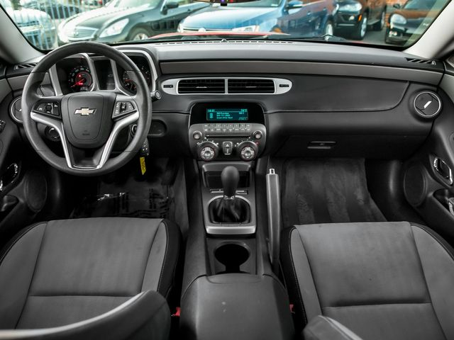 2015 Chevrolet Camaro LS Burbank, CA 8