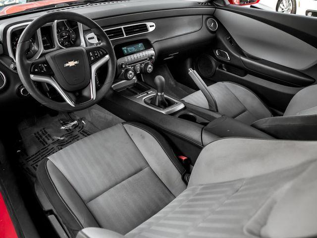 2015 Chevrolet Camaro LS Burbank, CA 9