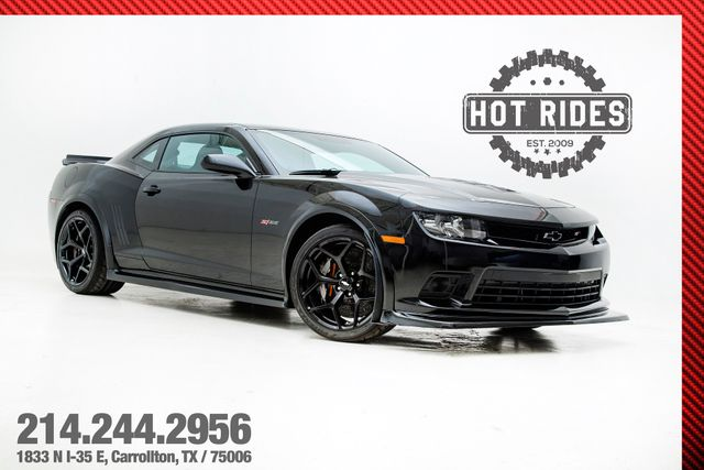 2015 Chevrolet Camaro Z/28 Cammed With Upgrades