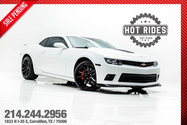 2015 Chevrolet Camaro SS 1LE Performance Package
