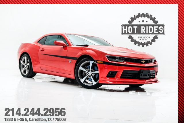 2015 Chevrolet Camaro SS Commemorative Edition