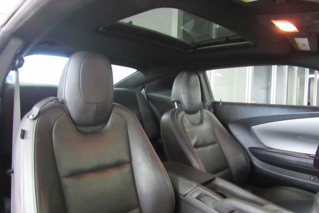 2015 Chevrolet Camaro LT W/ NAVIGATION SYSTEM/ BACK UP CAM Chicago, Illinois 24
