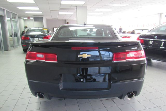 2015 Chevrolet Camaro SS W/ BACK UP CAM Chicago, Illinois 6